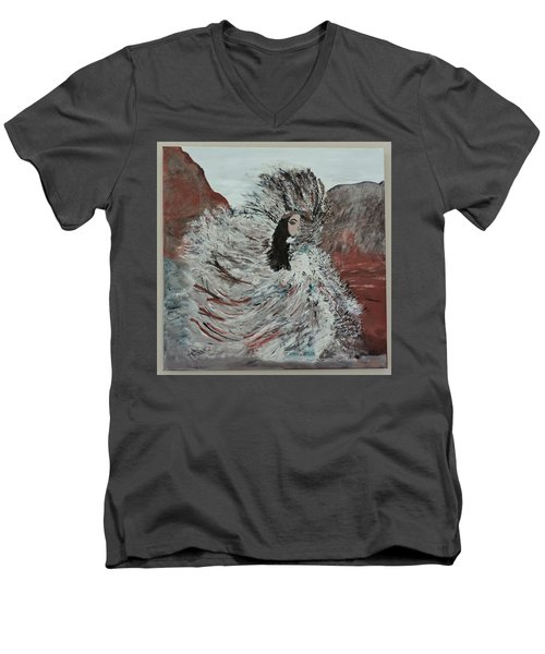 Suri Dancer Men's V-Neck T-Shirt
