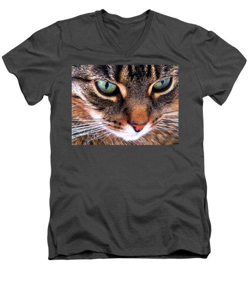 Surmising Men's V-Neck T-Shirt
