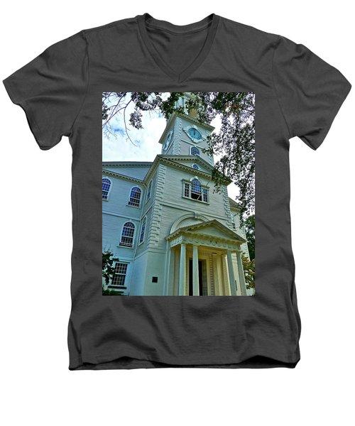 Surprise Your Mother Men's V-Neck T-Shirt