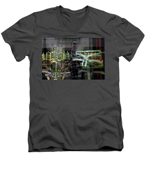 Surreal Introspection Men's V-Neck T-Shirt