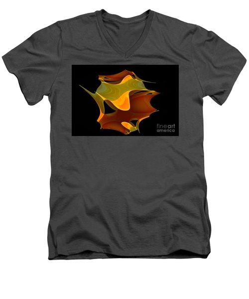 Surreal Shape Men's V-Neck T-Shirt