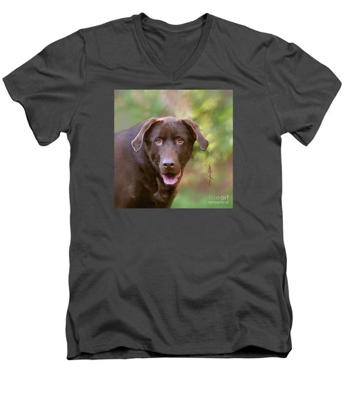 Sweet Molly Brown Men's V-Neck T-Shirt