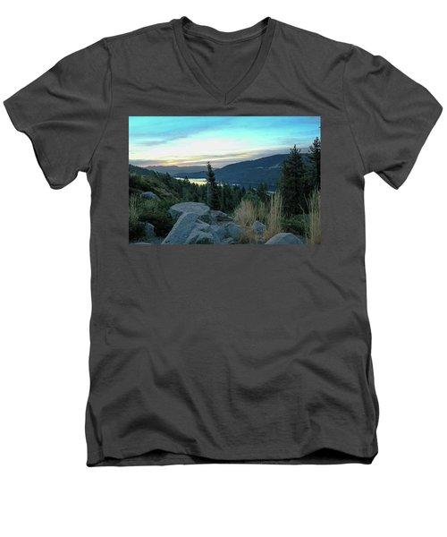 Sweet Prelude Men's V-Neck T-Shirt