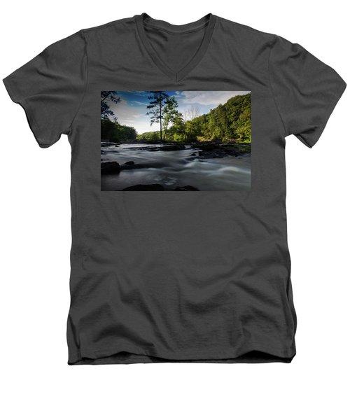 Sweetwater Creek 1 Men's V-Neck T-Shirt