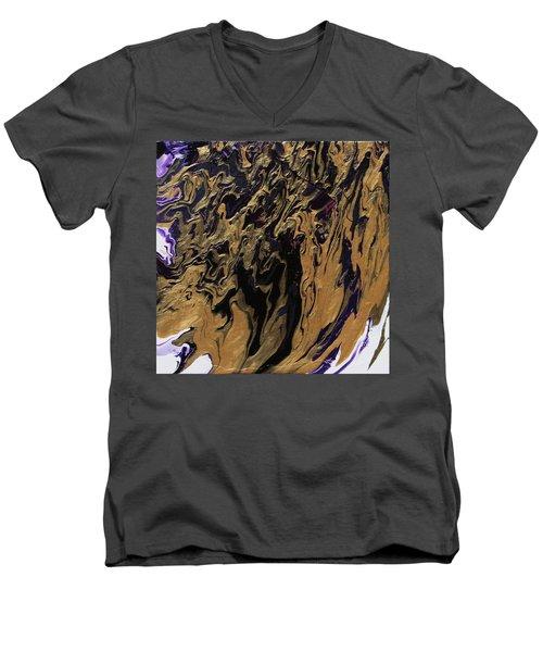 Symbolic Men's V-Neck T-Shirt