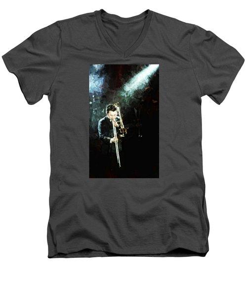 T-boner Men's V-Neck T-Shirt