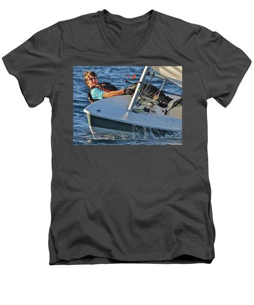Tahoe 12 Men's V-Neck T-Shirt