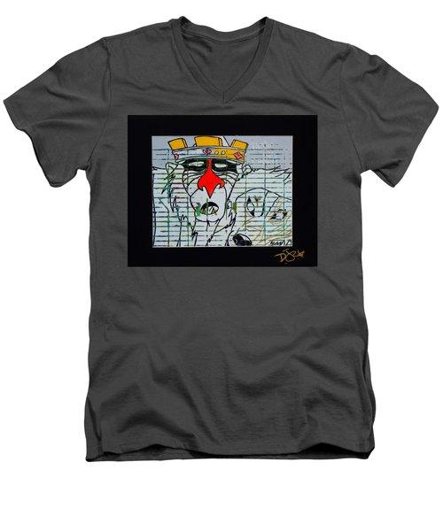 Take The Crown Men's V-Neck T-Shirt