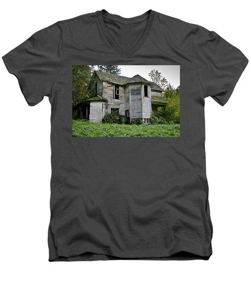 Taking Back Men's V-Neck T-Shirt