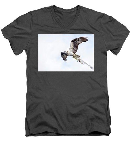 Taking It Home Men's V-Neck T-Shirt