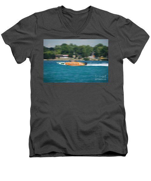 Talbot Offshore Racing Men's V-Neck T-Shirt