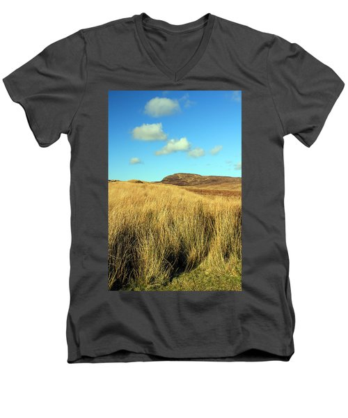Tall Grass Men's V-Neck T-Shirt