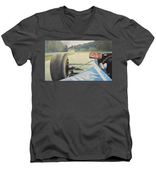 Tamburello 1994 Men's V-Neck T-Shirt