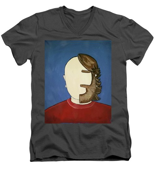 Tandy Men's V-Neck T-Shirt