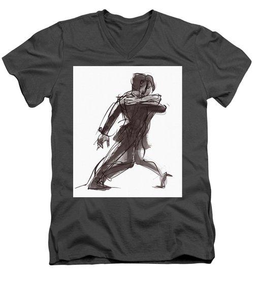 Tango #27 Men's V-Neck T-Shirt