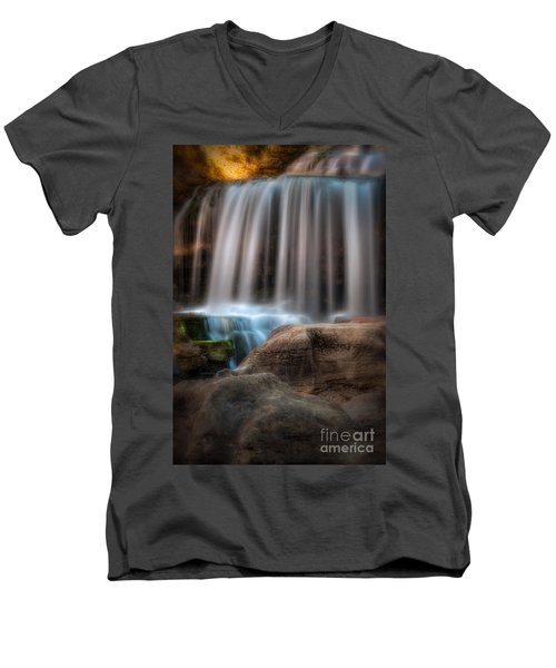 Tanyard Creek 2 Men's V-Neck T-Shirt
