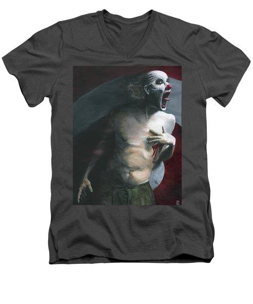 Target Practice Men's V-Neck T-Shirt