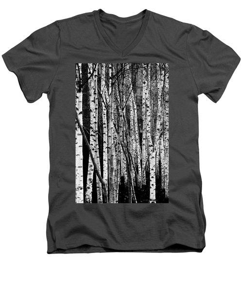 Tate Willows Men's V-Neck T-Shirt