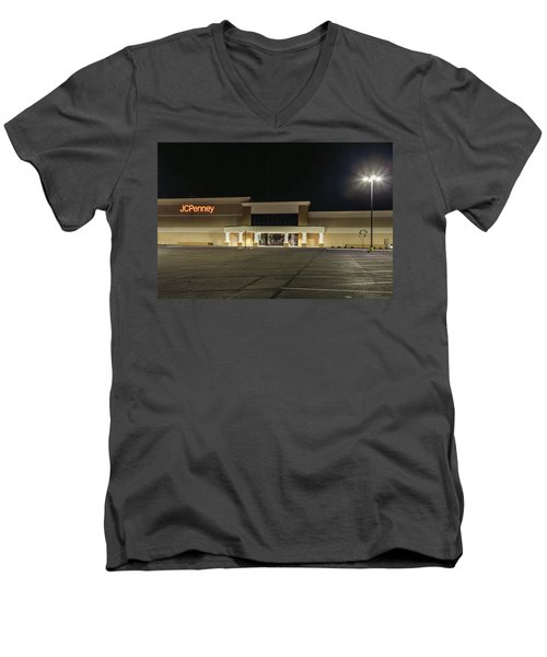 Tc-2 Men's V-Neck T-Shirt