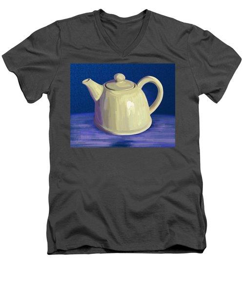 Teapot Men's V-Neck T-Shirt