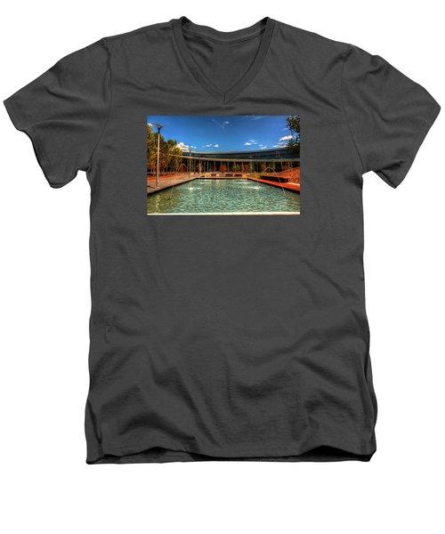 Technology Center Of Excellence Men's V-Neck T-Shirt