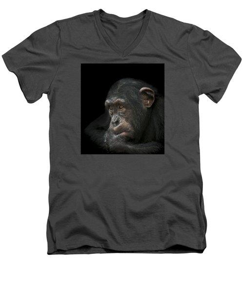 Tedium Men's V-Neck T-Shirt