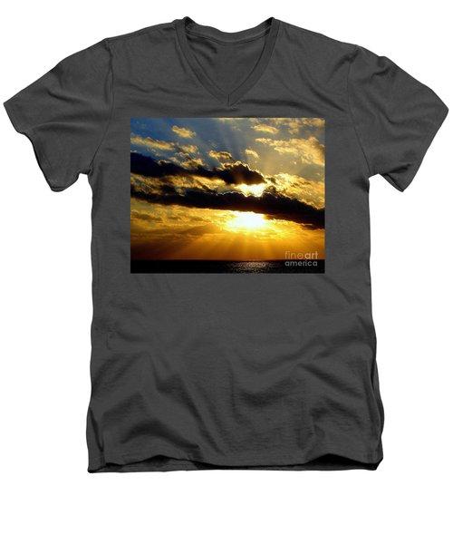 Tempestuous Men's V-Neck T-Shirt