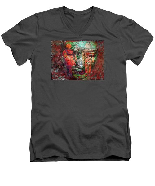 Tenuous-the Masculine And The Feminine Men's V-Neck T-Shirt