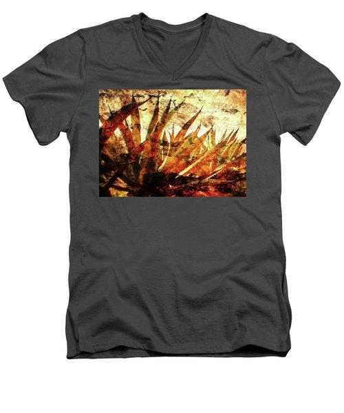 T E Q U I L A   .  F I E L D Men's V-Neck T-Shirt