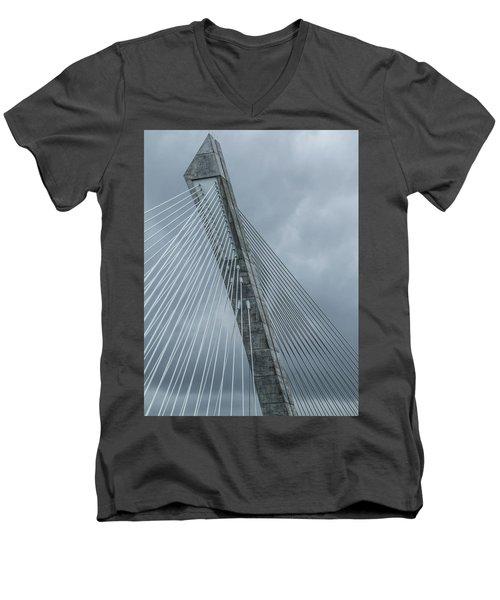 Terenez Bridge IIi Men's V-Neck T-Shirt