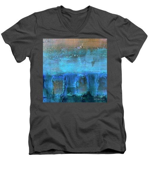 Tertiary Men's V-Neck T-Shirt
