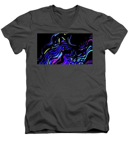 Toccata Men's V-Neck T-Shirt
