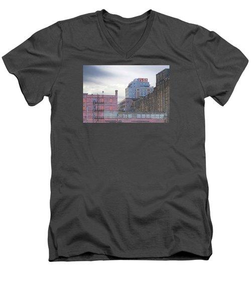 Teweles Seed Co Men's V-Neck T-Shirt
