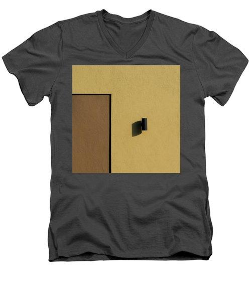 Texas Shadow Men's V-Neck T-Shirt