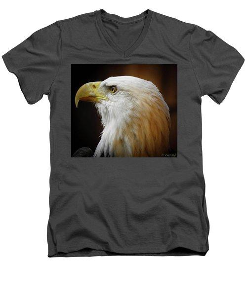 Thank You Men's V-Neck T-Shirt