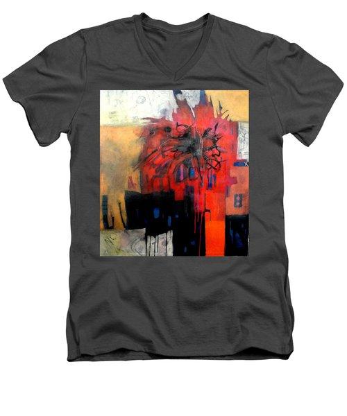 Witness Men's V-Neck T-Shirt