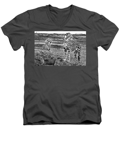 Thats A Yawn Men's V-Neck T-Shirt