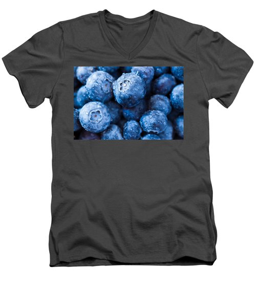 That's The Blues Men's V-Neck T-Shirt