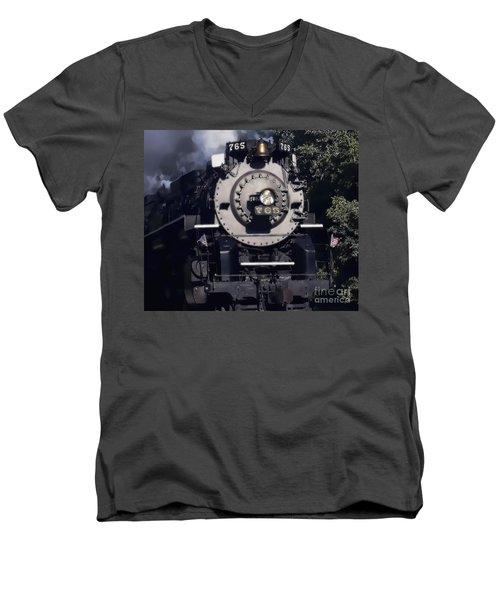 The 765 Men's V-Neck T-Shirt