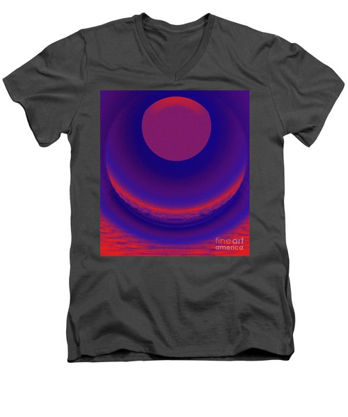 The Alignment Sequence Men's V-Neck T-Shirt