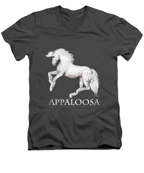 The Appaloosa Men's V-Neck T-Shirt