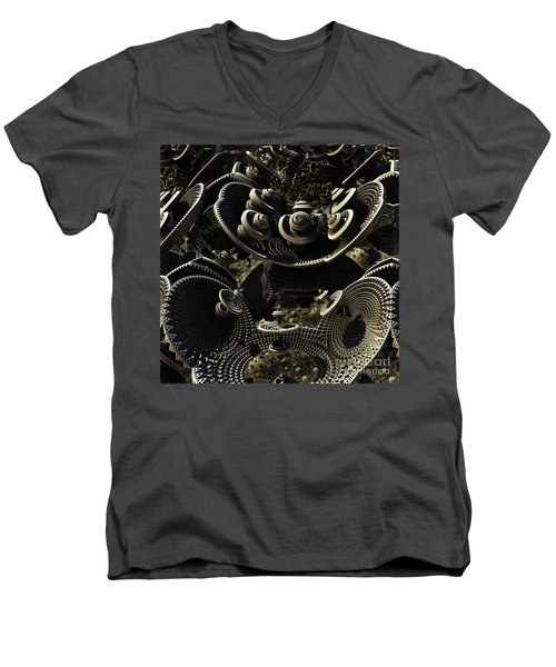The Array Men's V-Neck T-Shirt