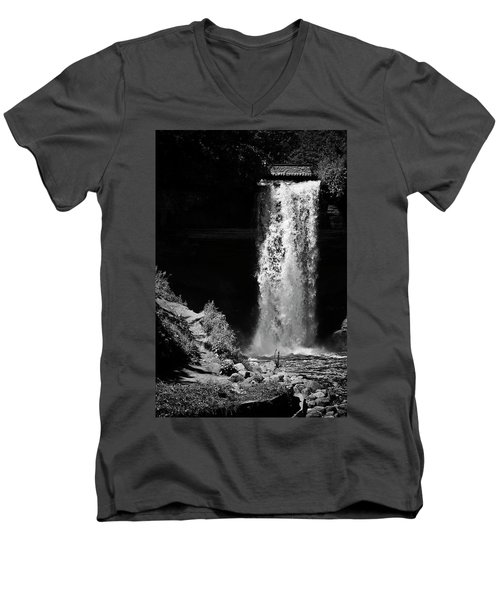 The Artifice Of Control Men's V-Neck T-Shirt