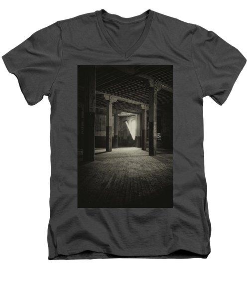 The Back Room Men's V-Neck T-Shirt