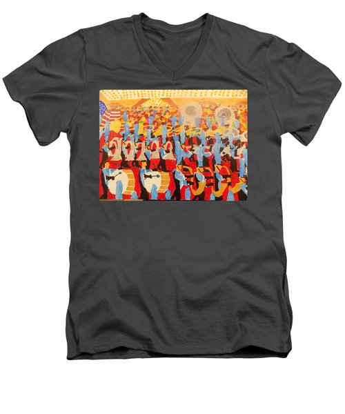 The Band Men's V-Neck T-Shirt