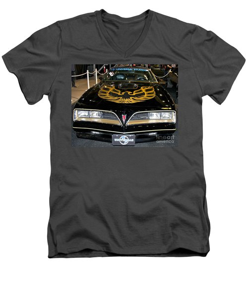 The Bandit Men's V-Neck T-Shirt
