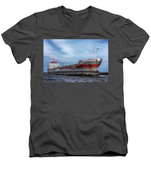 The Beatrix Men's V-Neck T-Shirt