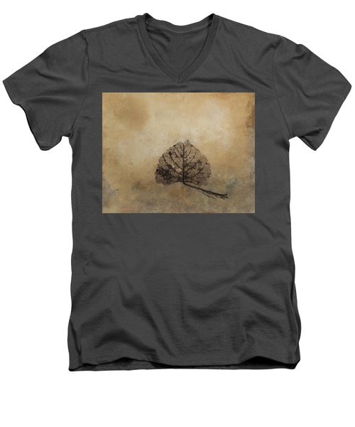 The Beauty Of Decay Men's V-Neck T-Shirt