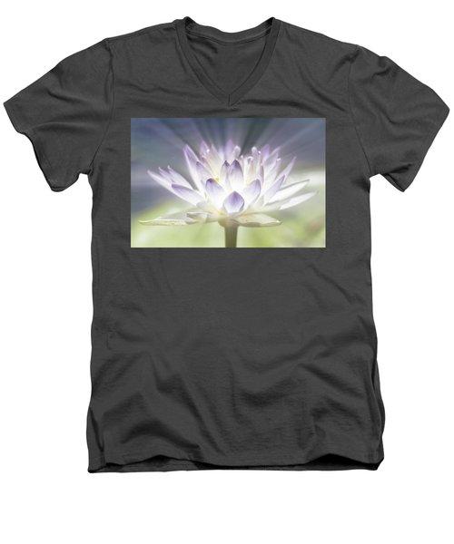 The Beauty Within Men's V-Neck T-Shirt by Douglas Barnard