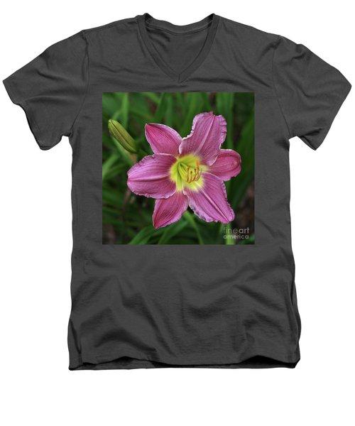 The Beckoning Men's V-Neck T-Shirt